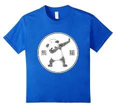 top quality cotton short sleeve panda dab t shirt dabbing dancing