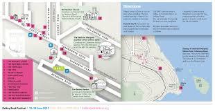 Dart Map Plan Your Festival Dalkey Book Festival
