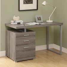 gray corner desk decorative desk decoration