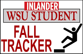 Penn State Student Falls Off Balcony by Introducing The Inlander U0027s Wsu Student Fall Tracker 30 Falls And