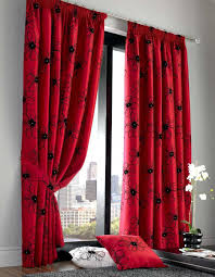 black and red curtains for bedroom awesome black and red awesome black and red curtains for bedroom trends with blackout