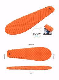 Hammocks For Sleeping Lightweight Sleeping Pad Inflatable Camping Mattress Air Bed Camp