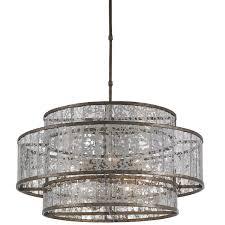 Antique Glass Chandelier Chandelier Sensational Mercury Glass Pendant Lamp Pretty