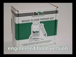 dritac wood floor injection repair kit order
