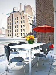 Small Space Patio Furniture by Optimize Your Small Outdoor Space Hgtv