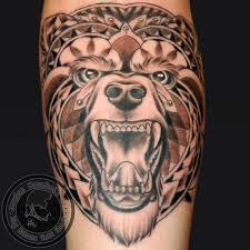 jordancbellart tribal tribal black and grey arm