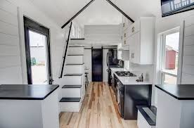 beautifully designed beautifully designed tiny house with luxury kitchen and spacious