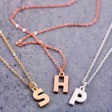 Design Your Own Necklace Personalised Charm Necklaces