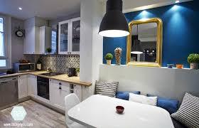 cuisine appartement parisien dezign you cuisine salle de bain rénovées appartement