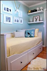 Guest Bed Small Space - bedroom splendid cool guest room office bedroom office