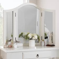 dressing table with mirror and drawers romance white dressing table mirror stunning 3 way mirror angle
