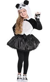 Halloween Costumes Toddler Girls Pretty Panda Costume Sweet Love Tutu Halloween