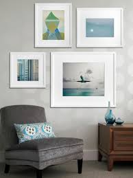 How To Arrange Furniture In A Small Living Room by How To Create An Art Gallery Wall Hgtv