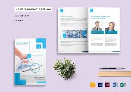 16 product catalogue template free sample example format