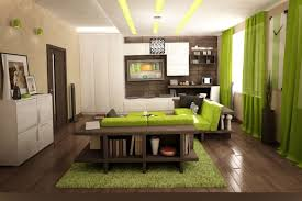 Lime Green Living Room Decor  Modern House - Green living room design