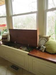 Window Bench With Storage Diy Home Projects Kids Org Storage Benches And Benches