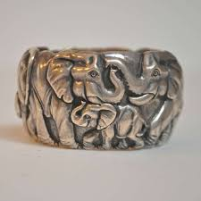 silver elephant ring holder images 397 best napkin rings images silver napkin jpg