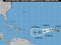 hurricane irma follows harvey forecast to reach category 4