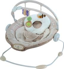 free shipping sweet comfort musical vibrating baby bouncer chair