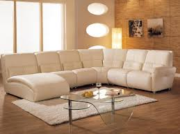 simple and neat decorating ideas using rectangular brown rugs and