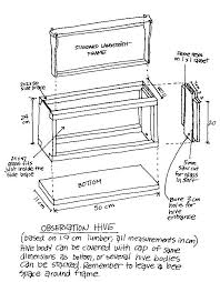 Top Bar Beehive Plans Free Small Scale Beekeeping Kenya Top Bar Hive