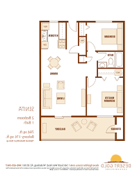1 Bedroom Condo Floor Plans by Home Design Floor Plan House Plans In 2 Bedroom 1 Bath Bungalow