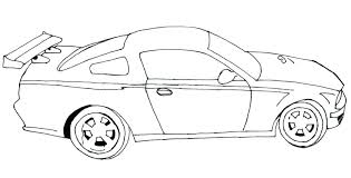 free coloring pages of mustang cars car coloring pages free car coloring pages free cars coloring pages