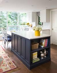 navy blue island rebecca hay interior design cool kitchens