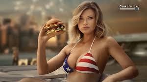 trump u0027s labor secretary pick uses bikinis to sell burgers dec 8