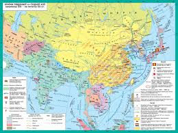 Southern And Eastern Asia Map by Asia In The Late Xix Century Beginning Of Xx Century World