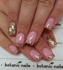 glitter nail designs for short nails styles cute nail