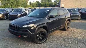 rhino jeep 2016 jeep cherokee trailhawk rhino color presentation youtube