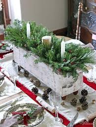 centerpieces for christmas table christmas table decoration ideas ghanko