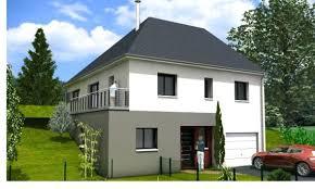 plan de maison de plain pied avec 4 chambres plan maison plain pied avec sous sol modale de maison etage avec