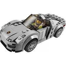 lego speed champions porsche speed champions porsche 918 spyder 75910
