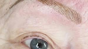 eyebrow tattoos for no hair brows u2013 permanent make up glasgow