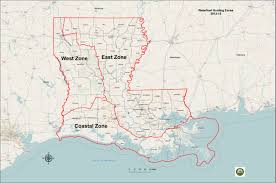 hunting guides in louisiana migratory and waterfowl louisiana department of wildlife and