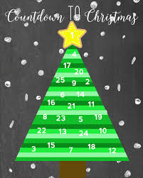 advent calendar ideas 3 free printable advent calendars