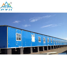 container housing unit for living container housing unit for