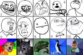 All Meme Faces And Names - name the meme picture quiz by jinxxeh