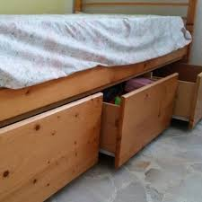 Seahorse Bed Frame Seahorse Single Bed Frame With 3 Pull Out Drawers Home
