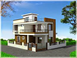Duplex Building by Ghar Planner Leading House Plan And House Design Drawings