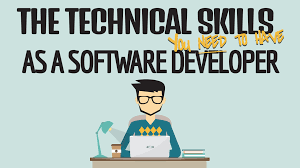 Roles And Responsibilities Of Net Developer Resume The Technical Skills You Need To Have As A Software Developer