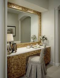 Home Decor 2018 by Unique Dressing Table Design With Stylish Chair For Modern Home
