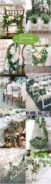 2017 wedding trends 100 greenery wedding decor ideas deer