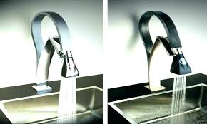 sensate touchless kitchen faucet touchless kitchen faucet awe inspiring kitchen faucets kitchen