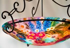 Painted Chandelier Purchase Flowers In Sedona Painted Chandelier By Floravita