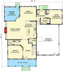 open floor plan farmhouse open floor plan farmhouse 30081rt architectural designs