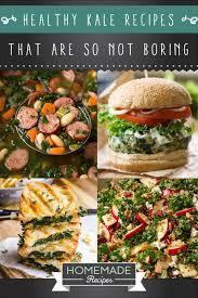 15 healthy kale recipes recipe