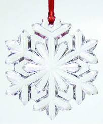 lenox crystal christmas ornament at replacements ltd page 1